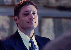 [gif]  Dean Winchester  #Supernatural  #TimeAfterTime  7.12  @JessicaBoudreaux