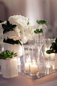 Modern Wedding at the Luxe Hotel from Meg Perotti | Elizabeth Anne Designs: The Wedding Blog