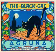 Spain Spanish Fruit Crate Labels Art Prints