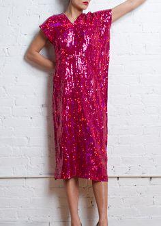 Vintage Comme des Garcons Asymmetric  Dress - AMAZING