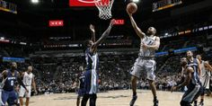 Tony Parker a été précieux pour mener les San Antonio Spurs vers la victoire face aux Memphis Grizzlies. (NBA/Getty Images)