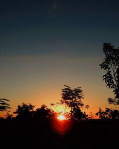 Every day a new sunset #sunset #esalq #usp #piracicaba #sp #pordosol #nature #sky #light