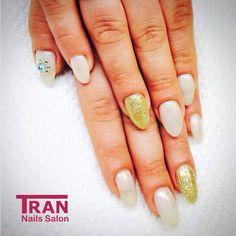 Sparkling gloss ✨✨ #trannails #nageldesign #nagelstudioerbach #nailart #wallofnails #gel #manicure