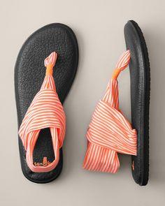 Sanuk® Yoga Sling Sandals | Eddie Bauer
