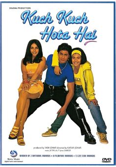 Kuch Kuch Hota Hai. My favourite Indian movie when I was younger :)