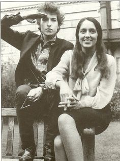Bob Dylan with Joan Baez