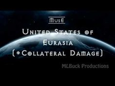 One of my fave songs on this cd- has a bit of everything, music wise, haven't really studied the lyrics, but as far as the music I can hear: Queen, Bethoven, Pink Floyd, and even almost see some bubbles from Lawrence Welk  Official Lyrics video - United States of Eurasia by Muse (+ Collateral D...