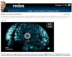 """Actividad que construí en mi blog a partir del programa de REDES """"El cerebro masculino"""" para trabajar la Comprensión Auditiva y la Expresión Oral para los niveles C1 y C2 de ELE (Español como Lengua Extranjera)."""