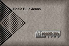 Etiqueta Sintética, Silk+ Frequência + Metal com Resina. Garra, Promotional Design, Leather Label, Calendar Design, Metal Buttons, Hang Tags, Belt Buckles, Badge, Branding