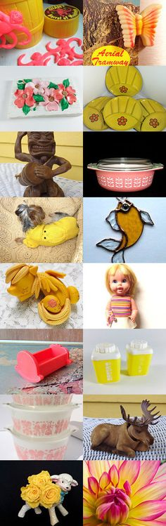 Vintage Summer Fun by amy berryman on Etsy--Pinned with TreasuryPin.com