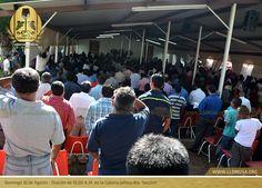 Domingo 10 de Agosto - Oración de 10:00 P.M. en la Col. Jalisco 4ta Sección #SantaConvocacion2014