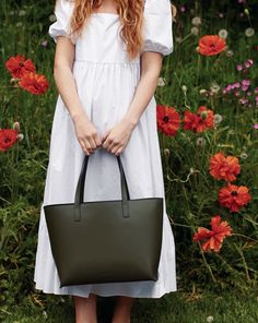 inspiration for summer tote Ann, Tote Bag, Classic, Summer, Leather, Inspiration, Shopping, Collection, Design