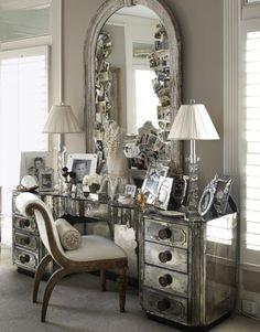Mirror, Mirror  on everything!