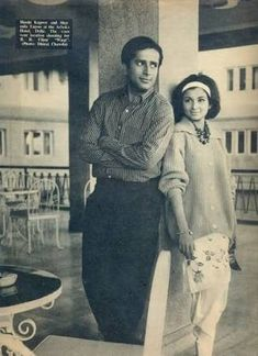 shashi kapoor and sharmila tagore. Bollywood Couples, Bollywood Stars, Bollywood Celebrities, Jaisalmer, Udaipur, Shashi Kapoor, Sharmila Tagore, Film Icon, Vintage India