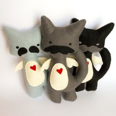 Kitty Cat Plush