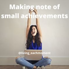 Why small wins mean more Being Good, Return To Work, Football Match, Career Development, Feeling Loved, Light In The Dark, Something To Do