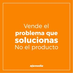 Vende soluciones, no productos Digital Marketing Strategy, Marketing And Advertising, Online Marketing, Work Life Balance, Motivational Quotes, Inspirational Quotes, Work Motivation, Pretty Quotes, Financial Tips