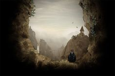 FacebookTwitterGoogle+Pinterest Create an Otherworldly Scene of a Climber in a Cave in Photoshop 3.00/5 (60.00%) 2 votes Learn how to this surreal photo manipulation of a climber who enjoy the view of The Tower of Temple with Photoshop. In this tutorial, you'll learn how to create your own cave landscape using several photos of stones, …