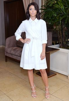 Making a case for shirt dresses