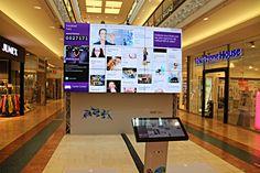invidis Site Inspection: ECE Future Lab Mall Wall