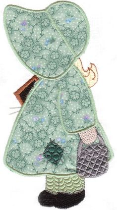 sunbonnet sue embroidery patterns   Express Designs - Erica's Craft & Sewing Center