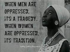 Hvorfor vi stadig skal kæmpe for kvinders frihed i alle verdens lande.