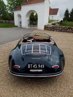 Porsche 356 speedster widebody ***solgt*** billede 8