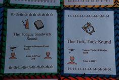 Some Fun Names for Speech Sounds