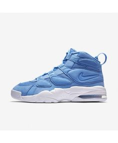 Nike Air Max Uptempo 94 922931-400 Nike Air Max Trainers, Mens Trainers, Sneakers Nike, Mens Nike Air, Nike Huarache, Air Jordans, Men Sneakers, Nike Tennis, Nike Basketball Shoes