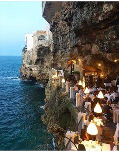 Polignano a Mare, Bari, Puglia, Itália