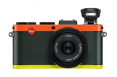 Leica Edition Paul Smith: Inspired by his longtime love of photography, celebrated English fashion designer Paul Smith has Paul Smith, Leica M, Leica Camera, Japan Design, Justin Livingston, Mens Toys, English Fashion, Small Camera, Photography 101