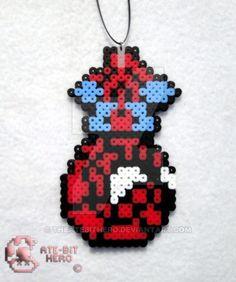 Tokidoki Spiderman Hanging by TheAteBitHero
