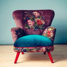 Gobelin Armchair, £1,543, now featured on Fab.