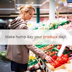 Purchase Your Produce on Wednesday for the Biggest Savings!