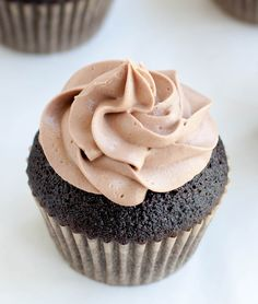 Chocolate Whipped Cream Cream Cheese Frosting-13