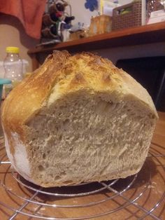 Bread Recipes, Vegan Recipes, Cooking Recipes, Hungarian Recipes, Ciabatta, Caramel, Bakery, Food And Drink, Dinner