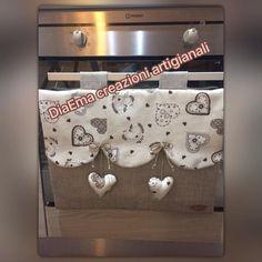 Zmrzlina z dob našeho dětství – připravená ze 4 ingrediencí za pár minut! Fire Cover, Kitchen Supplies, Sewing Box, Hippie Chic, Kitchen Towels, Country Decor, Pot Holders, Shabby Chic, Decoration