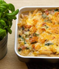 Penne, Cheeseburger Chowder, Macaroni And Cheese, Dinner Recipes, Soup, Ethnic Recipes, Lasagna, Mac And Cheese, Soups