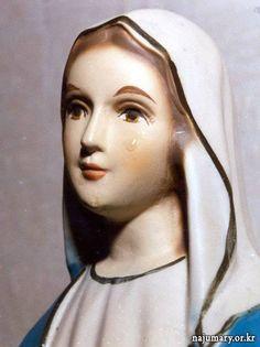 APARIÇÕES VIRGEM MARIA EM NAJÚ, CORÉIA DO SUL, À VIDENTE JÚLIA KIM DESDE 1985. - APPARITIONS Virgin Mary in Naju, SOUTH KOREA - 1985