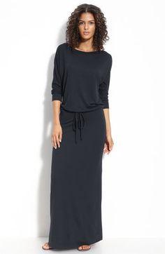 Lanston Knit Maxi Dress