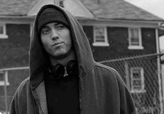 My middle finger won't go down… how do I wave? - Eminem