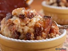 Old Fashion Bread Pudding