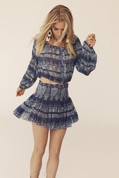 Beach Mini Skirt #beach-mini-skirt #chiffon #cotton