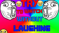 Try Not To Laugh Or Grin Challenge  It is EXTREMELY hard to do the Shrek one where really weird but a lot of them where hilarious!