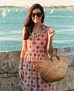 J.Crew Dress - I would love to make my own.  Way too expensive!