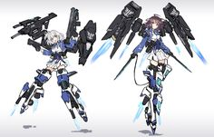 Character Poses, Character Art, Character Design, Character Reference, Fille Anime Cool, Jet Girl, Mecha Suit, Futuristic Armour, Robot Girl