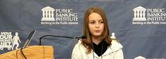 Una niña de 12 años explica cómo «estamos siendo robados por el sistema bancario»