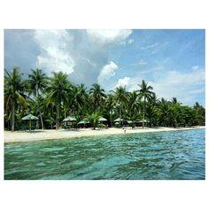 気持ちいい Feel so gooood:-) #ビーチ #beach #swimming#hot#summer#philippines#海水浴#フィリピン