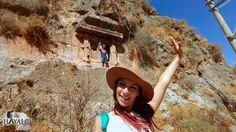 Fethiye Kalesi Aşıklar Tepesi Likya Mezarları
