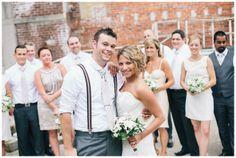 Mallory + Justin {Weekend Wedding Warrior} | Wedding Row Kentucky